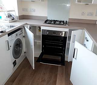 End of tenancy oven cleaning